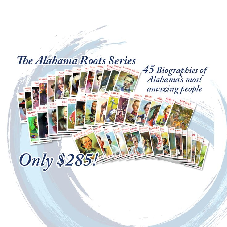 All 45 Books in the Alabama Roots Series, all for just $286.20.