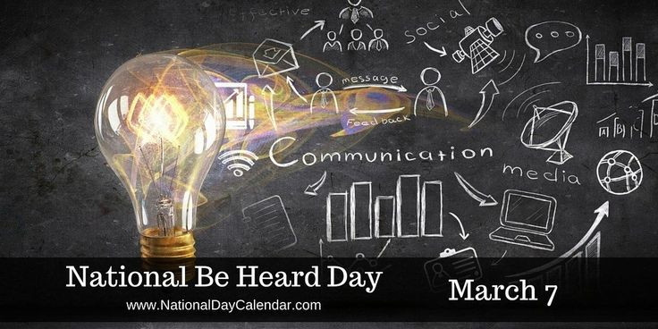 Shout out to small businesses owners, we recognize you should be heard just like big business #NationalBeHeardDay
