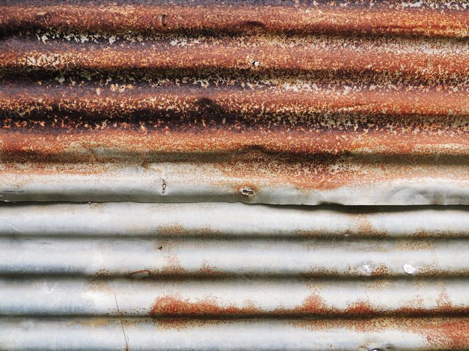 Check out Rusted Metal Sheet Corrugated by TSOBG on Creative Market