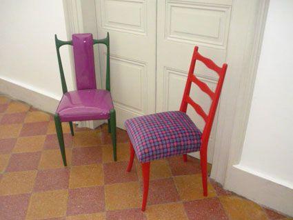 No importa lo simples o feas que sean tus sillas viejas, las de tu abuela, o incluso unas que te encontraste un día por ahí tiradas. Siempre...