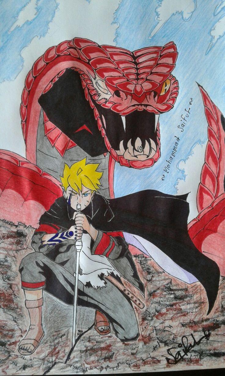 BORUTO & GARAGA imagens) Anime, Histórias