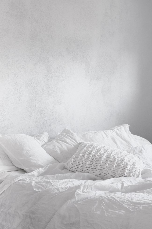 soft wall. white.