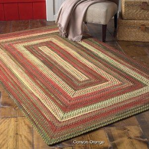 Country Rugs | Country Braided Rugs Offer Classic Simplicity