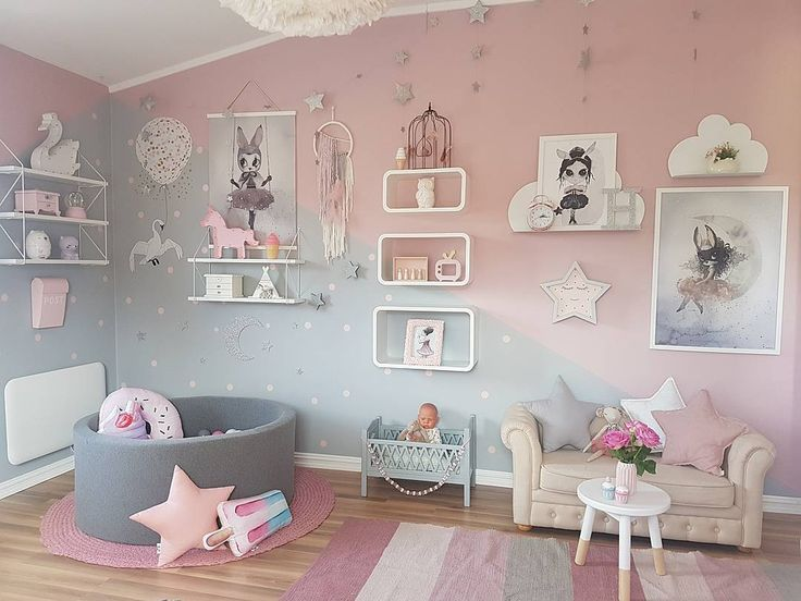 Sweet Pillows, Donut, Cupcake And Ice Cream Pillows To Buy On Etsy    HappySpacesWorkshop   Pink Pastel Girls Room Ideas, Scandinavian Style  Girls Room, ... Part 69