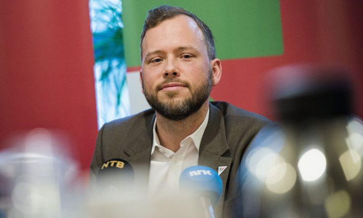 VIL HA OPPRØR: Audun Lysbakken mener det er på tide at landets uføre gjør opprør mot regjeringa. Foto: Fredrik Varfjell / NTB scanpix