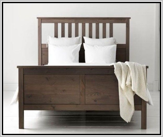 Best 25 california king bed frame ideas on pinterest for Ikea cal king