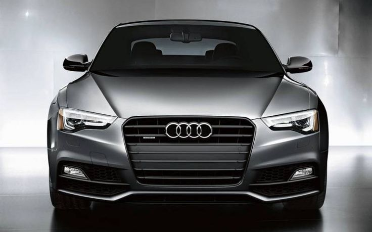 2017 Audi A5 Coupe, Interior, Review