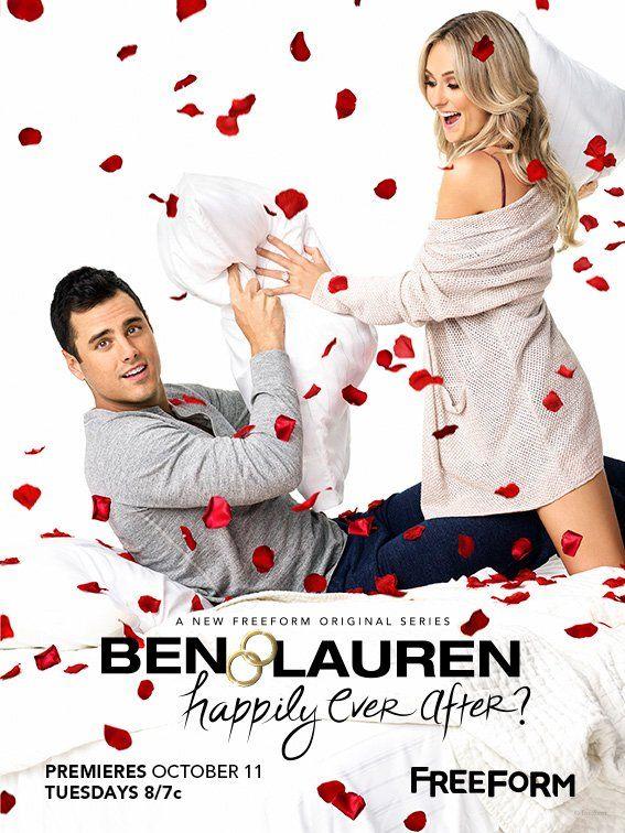 'Ben and Lauren: Happily Ever After' Coming to Freeform TV in Oct. #BenandLauren