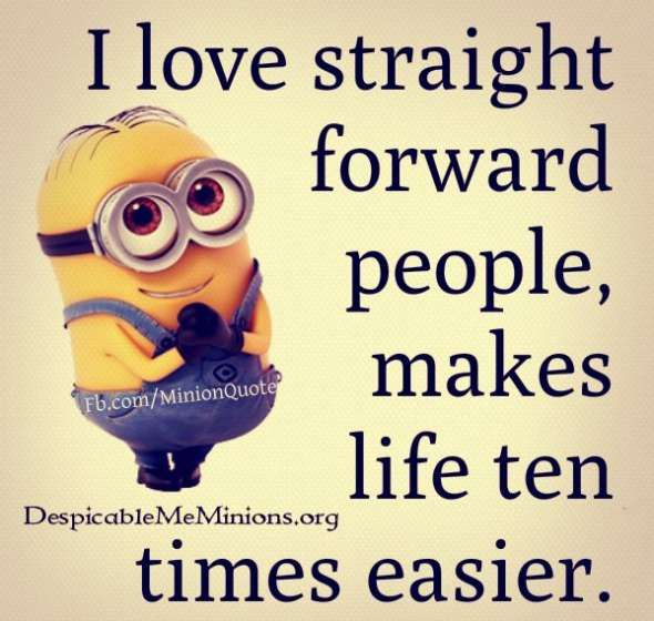 I Love You Quotes Jokes : ... images about Minion Quotes on Pinterest Quotes, Pm and Funny minion