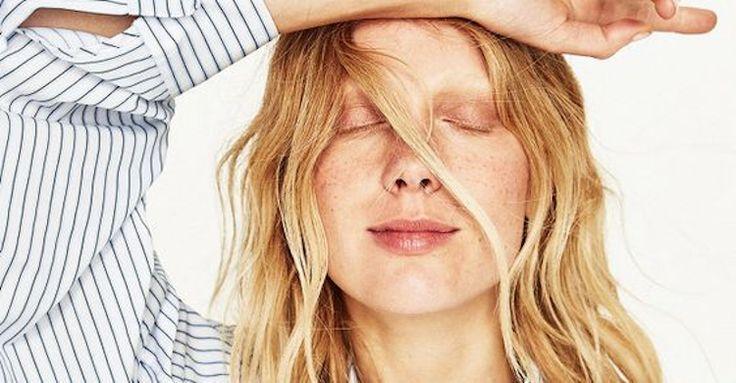7 tips from Lauren Roxburgh for a better night's sleep.