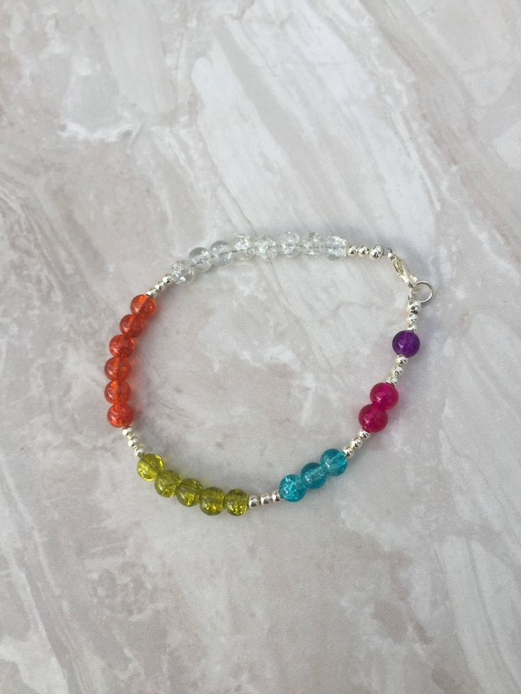 A personal favourite from my Etsy shop https://www.etsy.com/uk/listing/526549068/food-pyramid-bracelet-nutritional