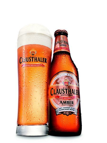 5 non-alcoholic beers you'll resolve to love :)