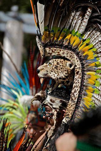 Prehispanic Dances / Mexico City