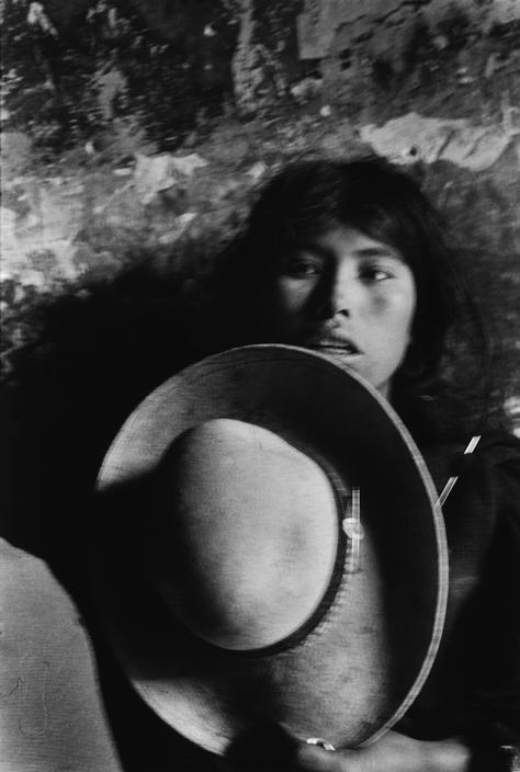 BOLIVIA. Potosi. 1957. Sergio Larrain.
