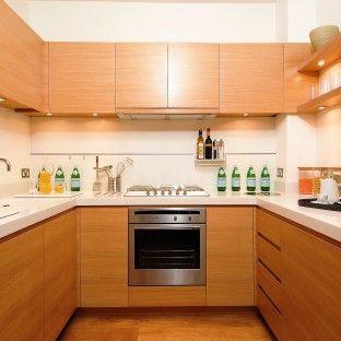 Classical Handless Oak kitchen - Timeless!  | Candi Kitchens