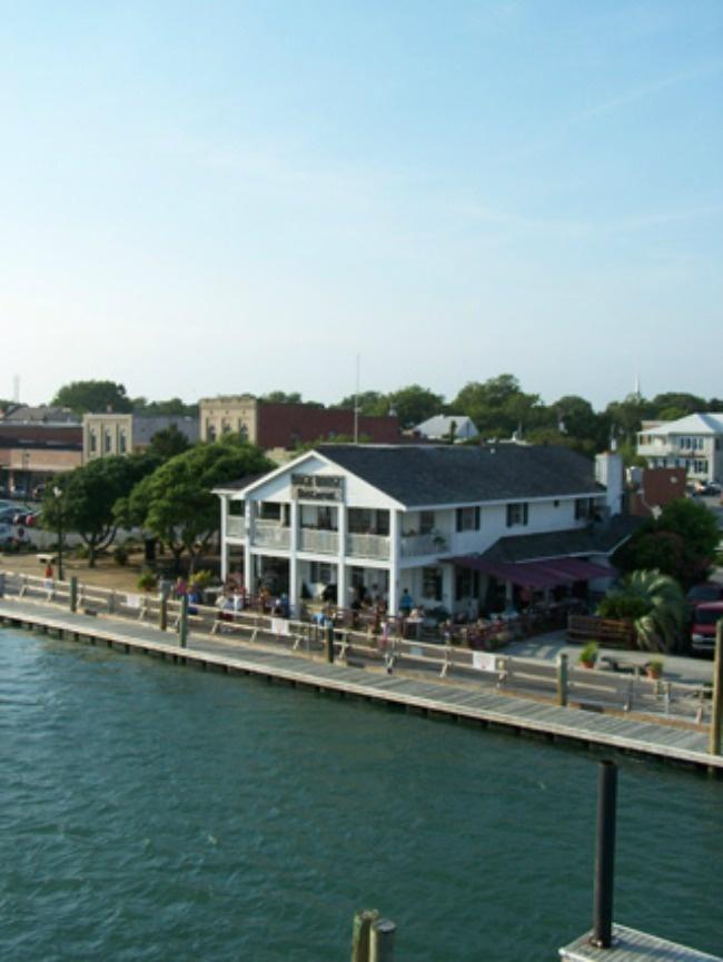 Waterfront Restaurants Beaufort Nc