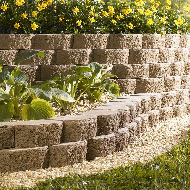 outdoors touches know pictures finishing blocks add how diy retaining wall walls must you things to the about top garden hardscape