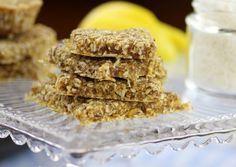 Лимонные батончики | Сыроедение рецепты