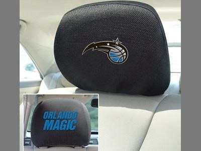 Orlando Magic head rest cover