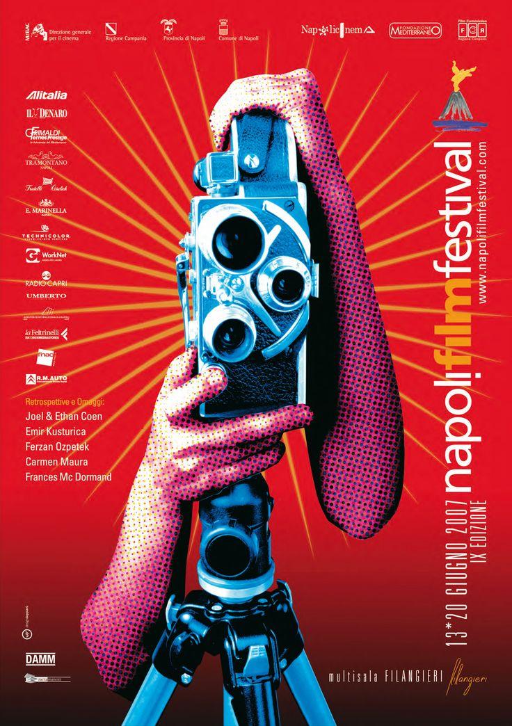 IX Edizione del #NapoliFilmFestival | #NFF 13 // 20 agosto 2007 | Multisala Filangieri