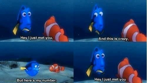 how can you not laugh at this?: Dory, Movie, Funny Stuff, Funnies, Disney, Finding Nemo