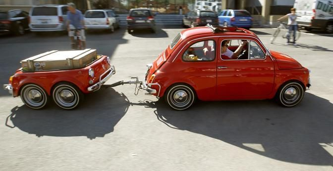 Fiat 500 and....