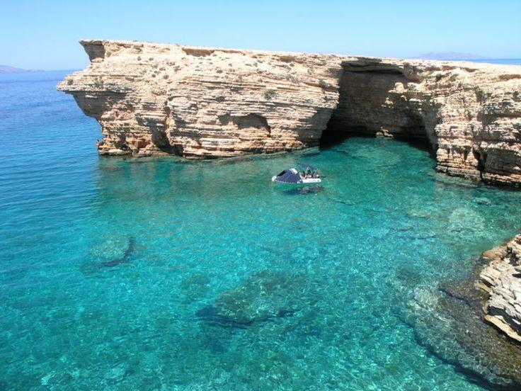 Islas Koufonissia, Grecia