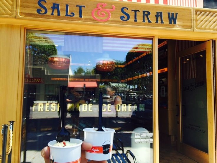 Salt and Straw in Los Angeles, CA