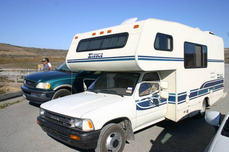 1991 Toyota Itasca JT5, Class C RV For Sale By Owner in