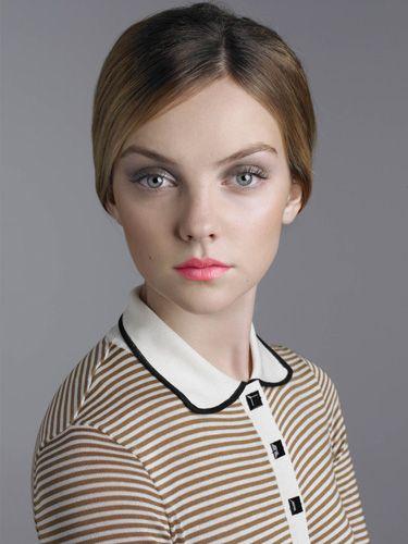 Vogue UK - Robin Derrick