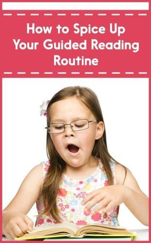 How to Spice Up Your Guided Reading Routine - simple ways to give your students more ownership and get them more engaged in guided reading! {Ideas perfect for K-3}