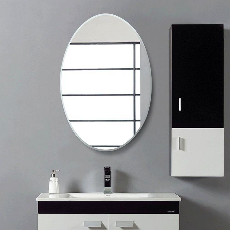 Amazon.com: NeuType Large Framed Wall Mirror Rectangle ...