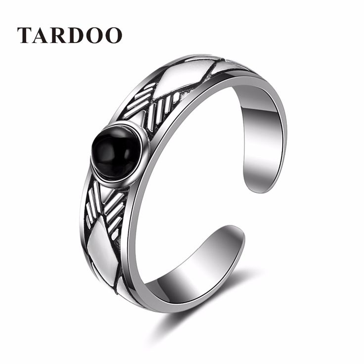 Tardoo High Quality 925 Sterling Silver Brand Open Rings for Women & Ladies Stylish Retro Fine Jewelry 2016