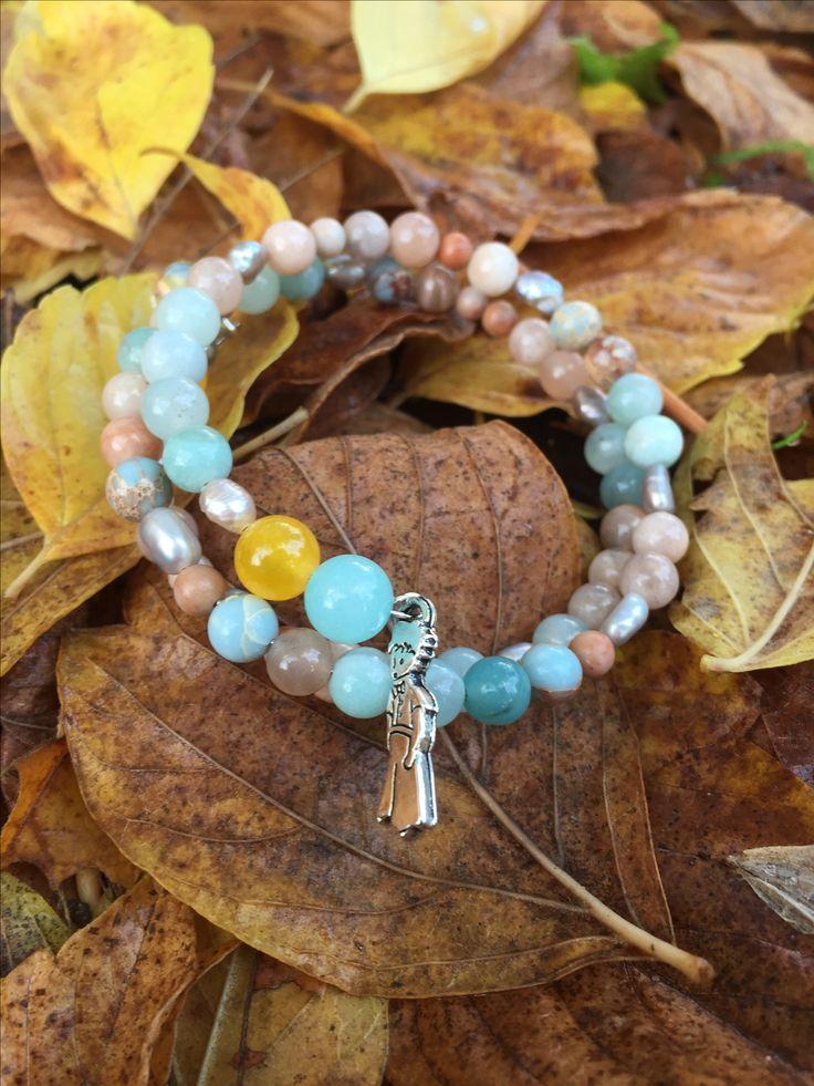 Memory wire bracelet #memorywire #bohemian #bohochic #thelittleprince