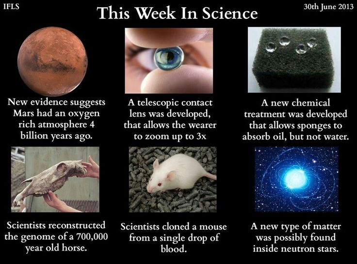 Science pinches