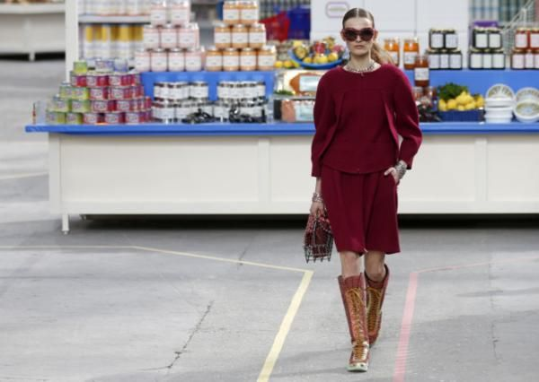 Keira, Rihanna hit Chanel's supermarket - IOL Lifestyle | IOL.co.za