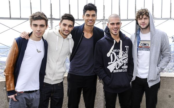 Festival de pop juvenil reunirá en Lima a las bandas The Wanted y Big Time Rush   I´LL GO