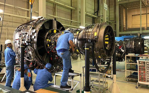 Mitsubishi Heavy Industries Aero Engine To Join Mro Operations For Pw1100g Jm Aero Engines Mitsubishi Heavy Industries Aero Engine Ltd Mhiael Group Company Of