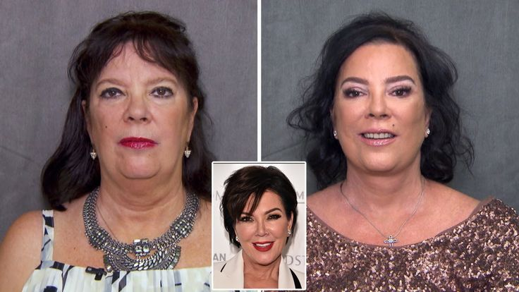 Kris Jenner's Sister Looks Just Like Her After Having Plastic Surgery - YouTube