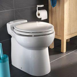 WC broyeur Turboflush
