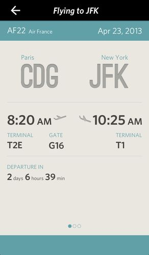 4 | An iPhone Flight App Straight Out Of The Pan Am Era | Co.Design: business + innovation + design