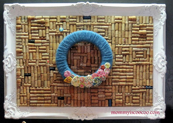 Thanks for Sharing!How to make a Yarn-Rosette Wreath I was excited when I bought this yarn second hand  (oh my gosh!  I had no idea yarn could be so expensive.  wow!) I was really excited to do something with it. Here are a couple of my failed attempts.Yarn covered letter.  So much harder than IRead more