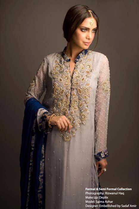 Formal Wear Dresses for Women | Pakistani Women Formal Semi Formal Dresses Summer fashion collection ...