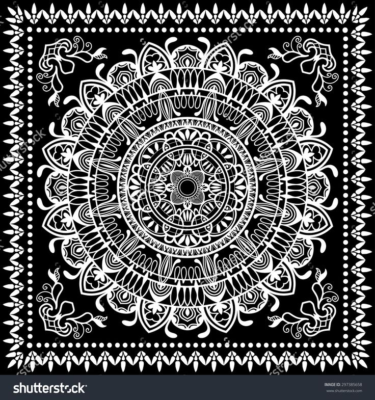 stock-vector-black-bandana-print-silk-neck-scarf-or-kerchief-square-pattern-design-style-for-print-on-fabric-297385658.jpg (1500×1600)