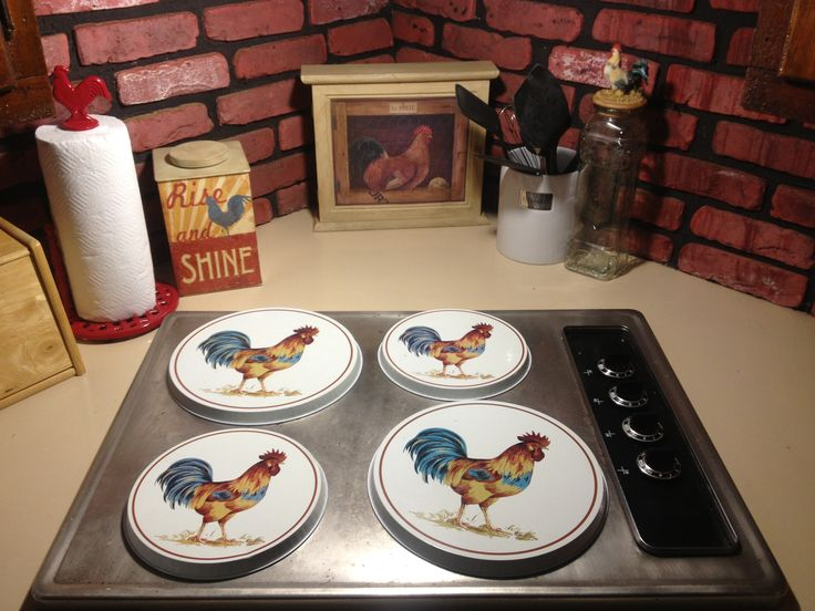 Chicken Kitchen Decor 89 best chicken kitchen images on pinterest | kitchen ideas
