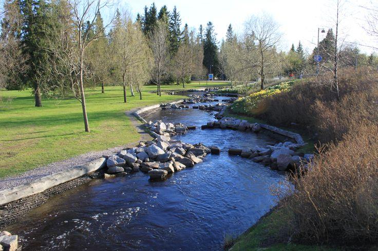 Spring - Hupisaaret, Oulu, Suomi