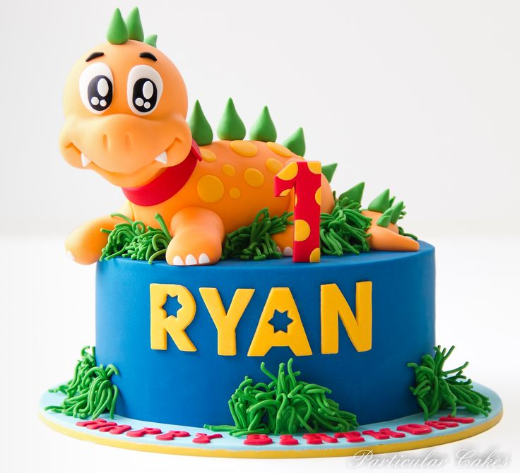 Best 25+ Dinosaur Birthday Cakes Ideas On Pinterest