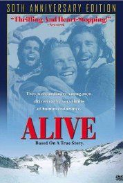 Alive (1993) Poster