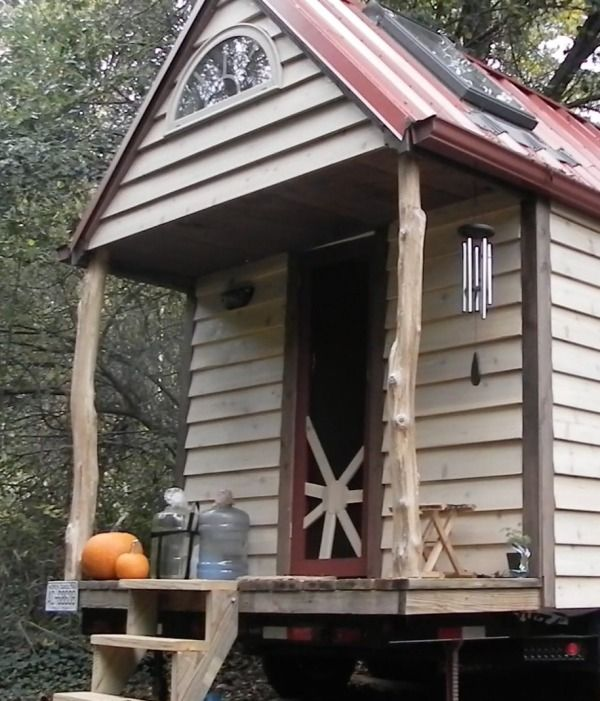 17 Best Images About Tiny Houses On The Cheap On Pinterest