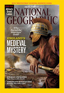 Pick up a 12-month subscription to National Geographic magazine plus a free gift for only £19.00.  http://www.magazine.co.uk/magazines/national-geographic-magazine/
